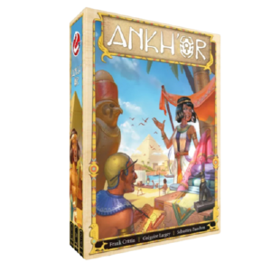 Ankh'or nouveau jeu ludo