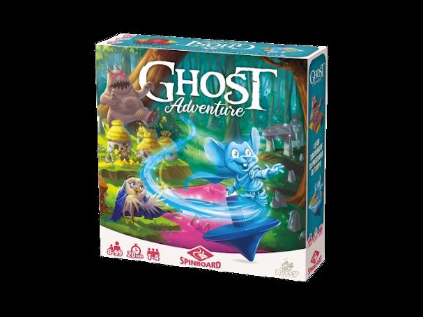 Ghost Adventure