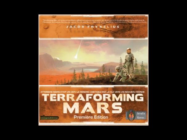 Terraforming Mars,